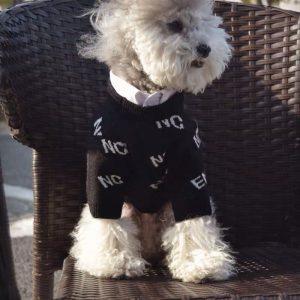 Warm Letter Sweater