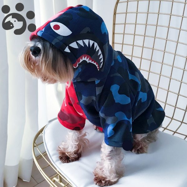 Shark Camo Hoodie