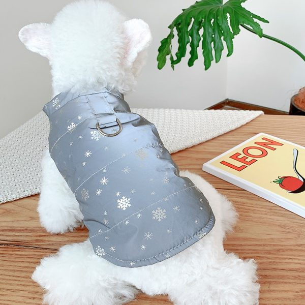 Reflective Dog Vest Jacket