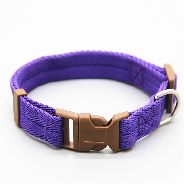 Adjustable Quick Release Dog Collar