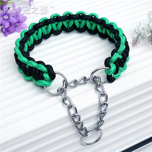 Pattern Fiber Adjustable Collar