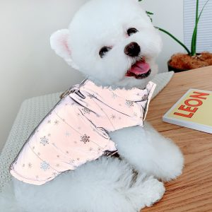 Reflective Dog Vest Jacket