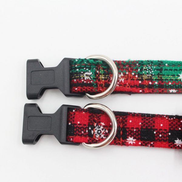 Christmas Nylon Dog Leash