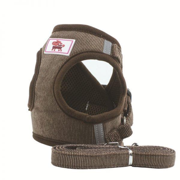 Adjustable Reflective Dog Harness Vest