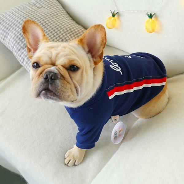 Cute Paris Love Dog T-Shirt