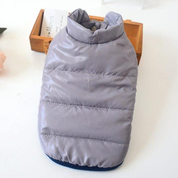 Warm Fleece Vest Jacket